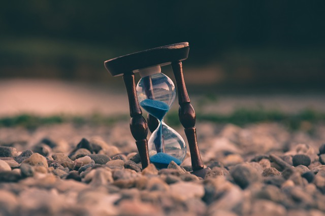 時間がないから解放されるには、行動の見直しをすること