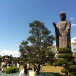 牛久大仏公園内の写真