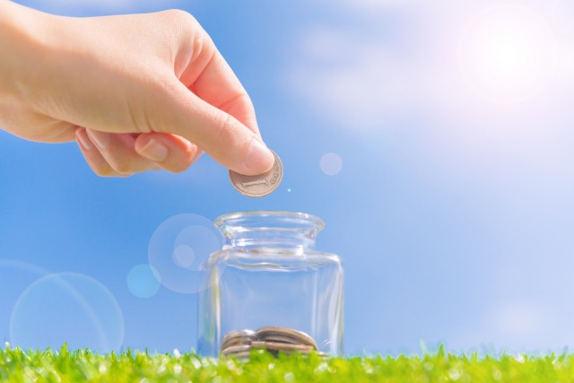 お金がないと2度と悩まない豊かな人生を手に入れる