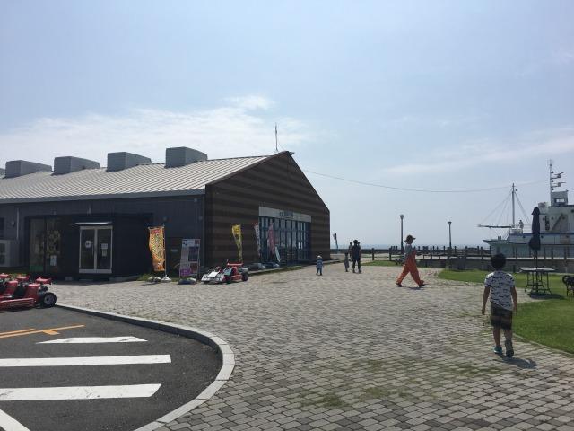 南房総の白浜への旅:道の駅ちくら1