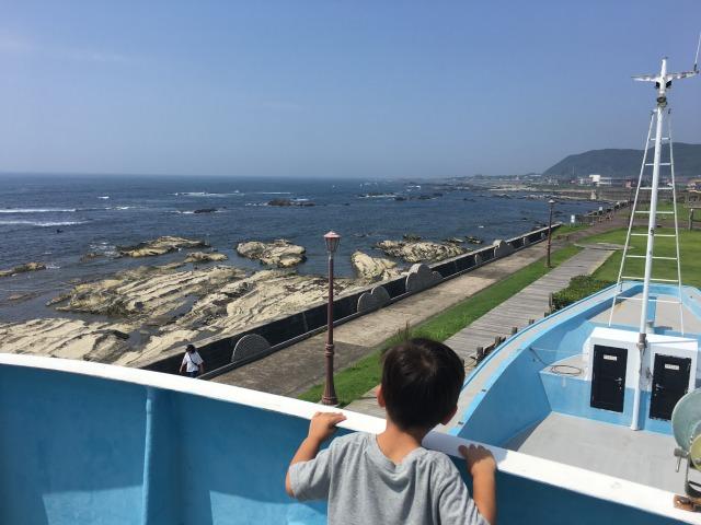 南房総の白浜への旅:道の駅ちくら5
