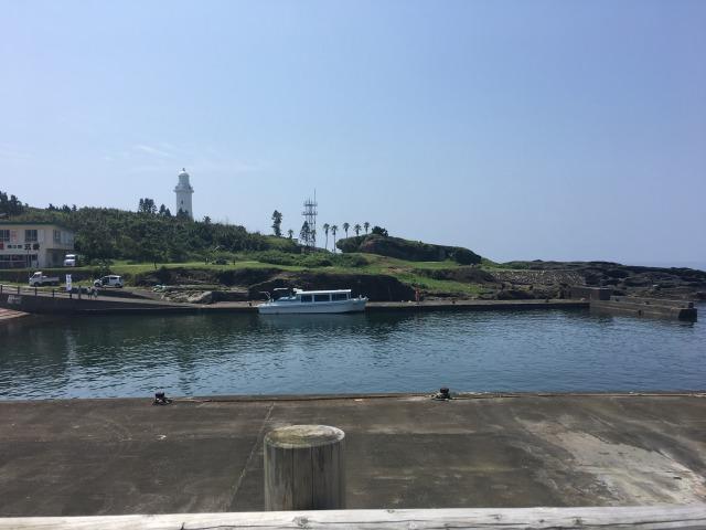 南房総の白浜への旅:野島崎灯台周辺1