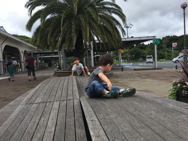 南房総白浜への旅:市原SA3