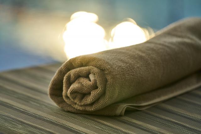 汗のにおいが気になった時の緊急対策:濡れタオル