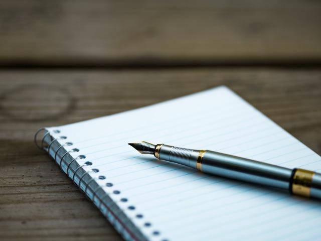 悩み解決したい時のノートの活用方法